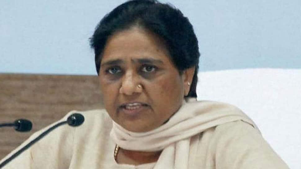 Madhya Pradesh people not satisfied with Congress government: Mayawati