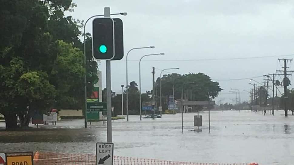 Australia's Queensland flooding worsens with dam release
