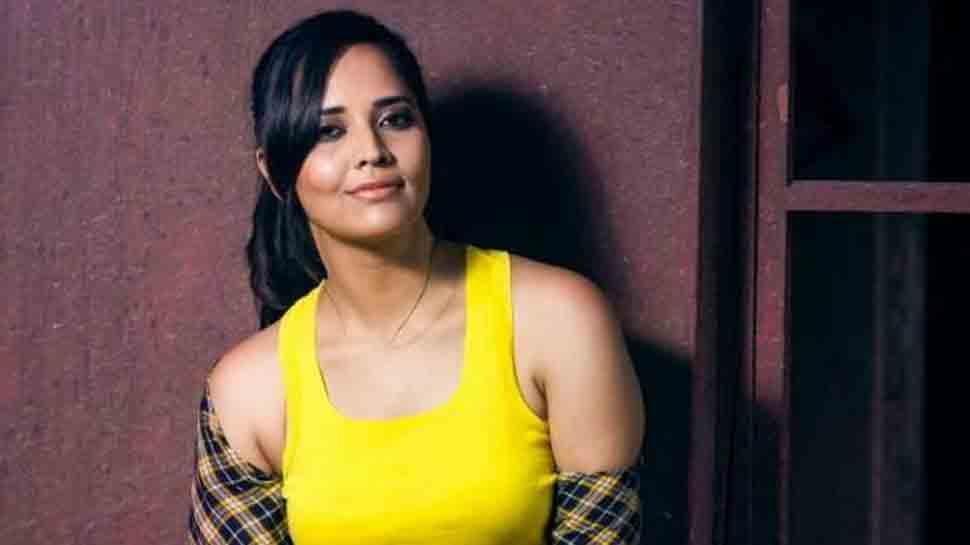 Anasuya Bharadwaj signs Rajesh Nadendla's comedy-thriller Kathanam