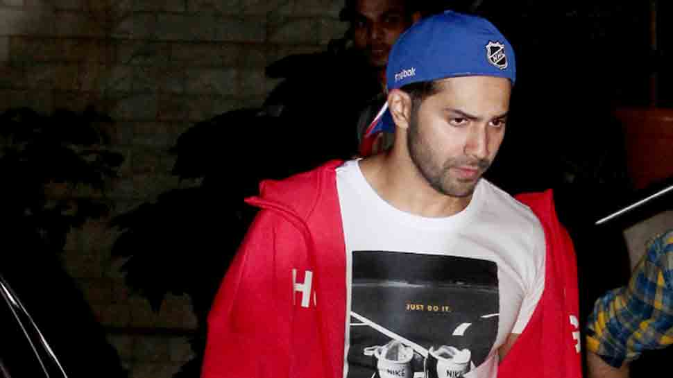 Varun Dhawan busts knee on sets of Remo D'Souza's dance film ABCD 3