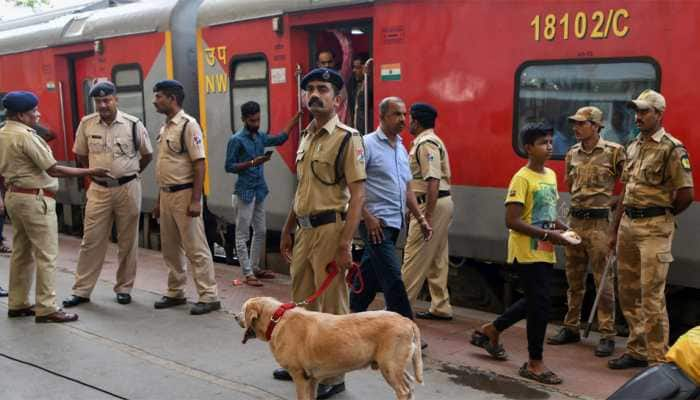 Explosives recovered from railway station, train in Assam