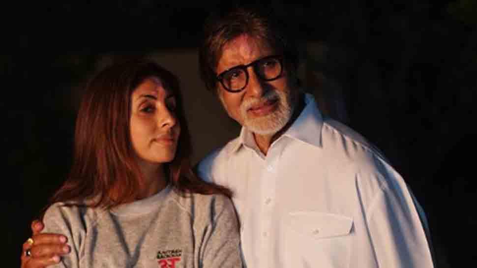 Amitabh Bachchan shares heartwarming wish for daughter Shweta