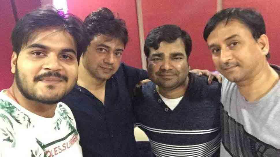 Arvind Akela Kallu's Bhojpuri film 'Chaliya' goes on floor