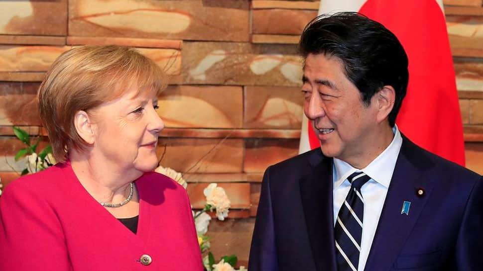 Japan, Germany say Venezuela leadership crisis needs peaceful solution