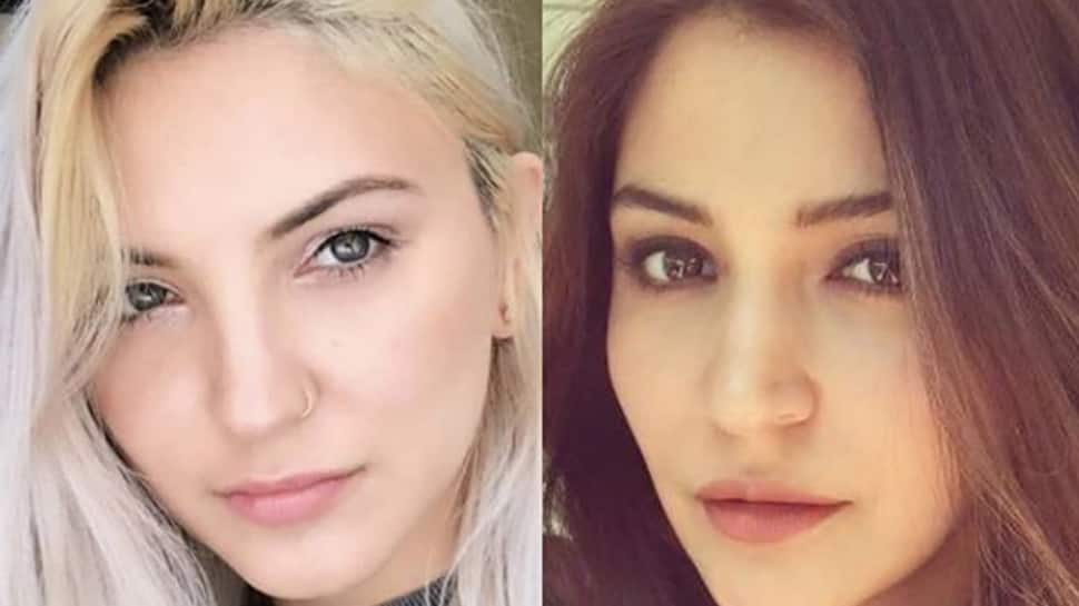 Hey Anushka Sharma, have you met your lookalike? Check out her stunning pics