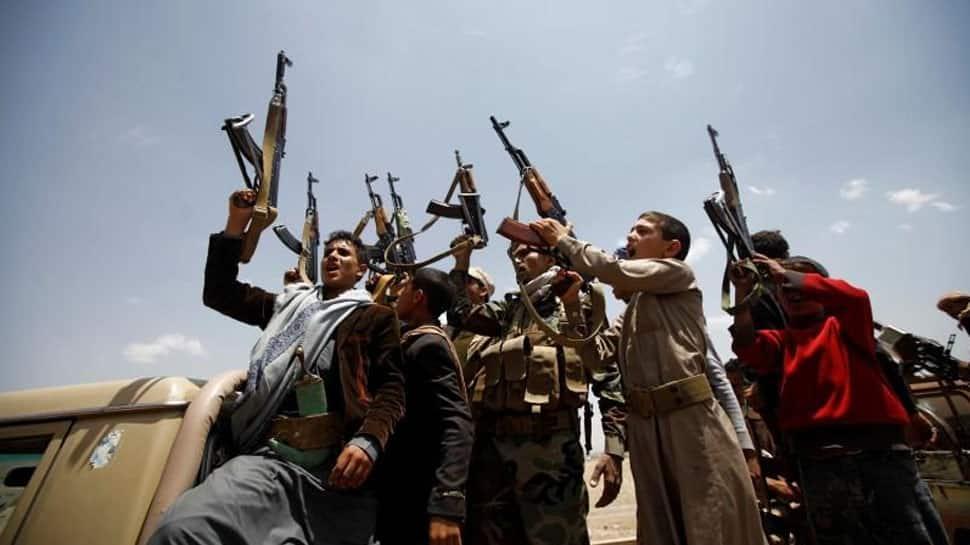Saudi Arabia transferred American-made weapons to militants in Yemen