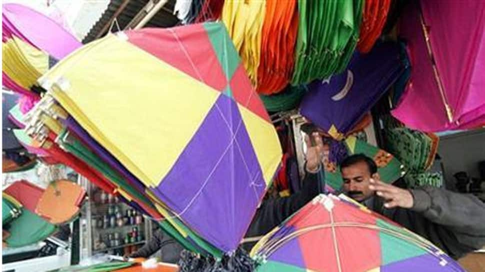 13 arrested in Lahore for violating kite flying ban