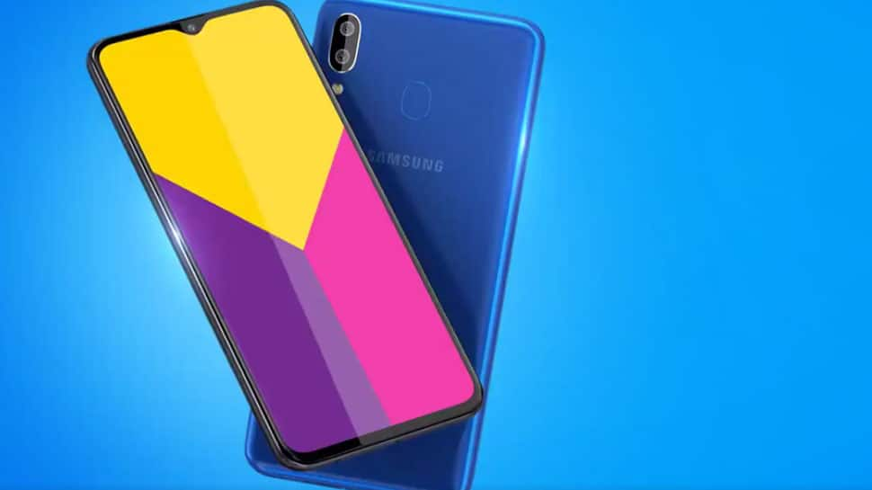 Samsung Galaxy M10, Galaxy M20 to go on first sale in India today