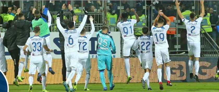 Serie A: Atalanta win at Cagliari to close in on Champions League places