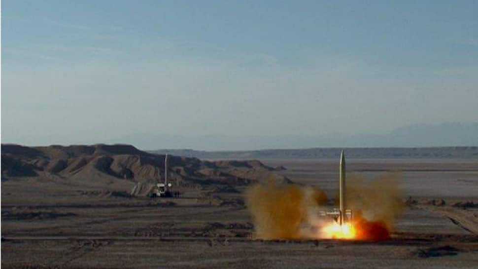 EU concerned by Iran missile work, regional security role