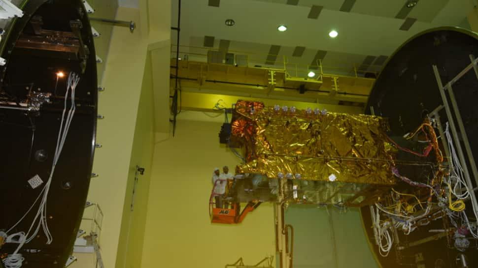 ISRO set to launch GSAT-31