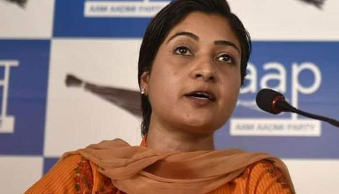 Alka Lamba wants to quit party, looking for reasons: AAP