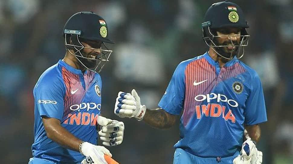 Rishabh Pant is an asset for Team India: Shikhar Dhawan