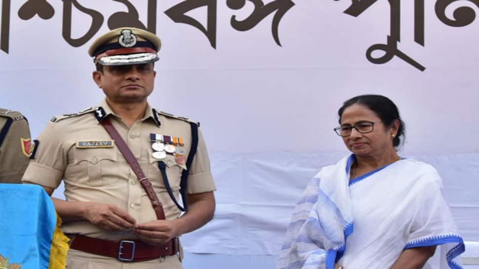 Rajeev Kumar, the top cop in the middle of CBI vs Mamata Banerjee storm