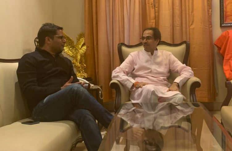 JD(U) leader Prashant Kishor meets Shiv Sena chief Uddhav Thackeray, Sena calls it 'courtesy call'