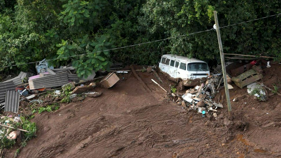 Audit of burst Brazil dam found issues with drainage, monitoring