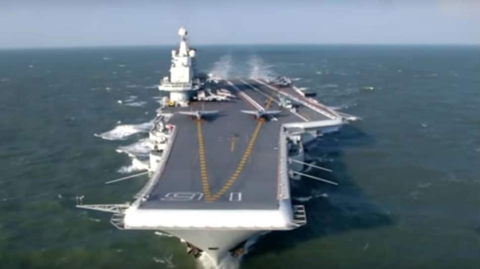 China plans to build four nuclear aircraft carriers to challenge American might