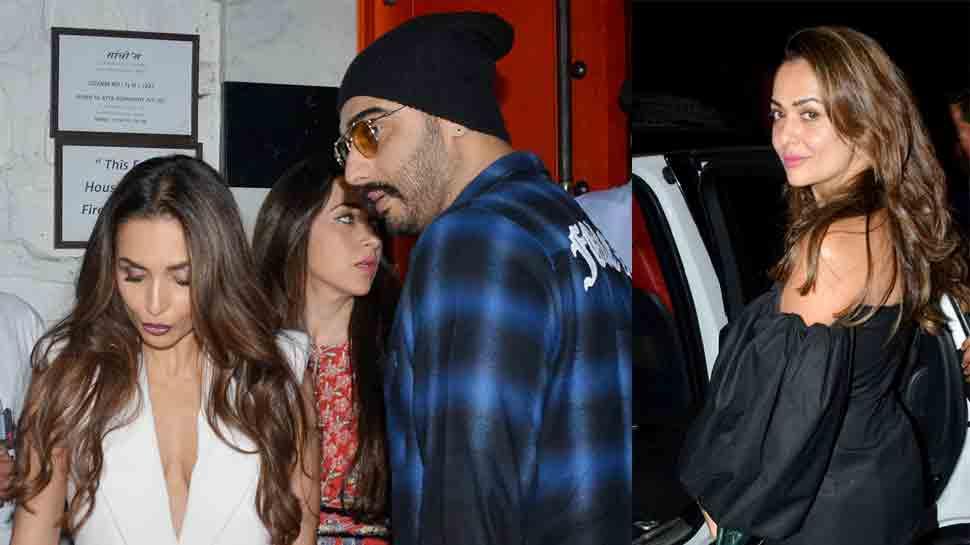 Malaika Arora parties with beau Arjun Kapoor and 'gal gang' Gauri Khan, Karisma Kapoor, Amrita Arora — PICS