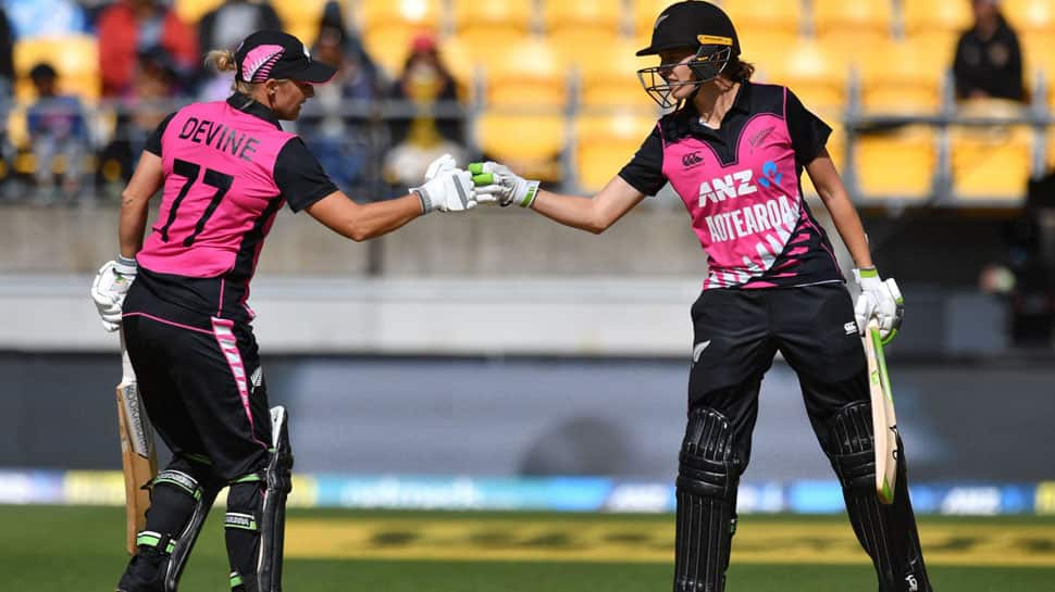 1st T20I: New Zealand women beat India by 23 runs to take 1-0 series lead