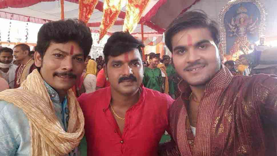 Krishna Kumar, Arvind Akela Kallu to fight it out in Bhojpuri film 'Dilwar'?