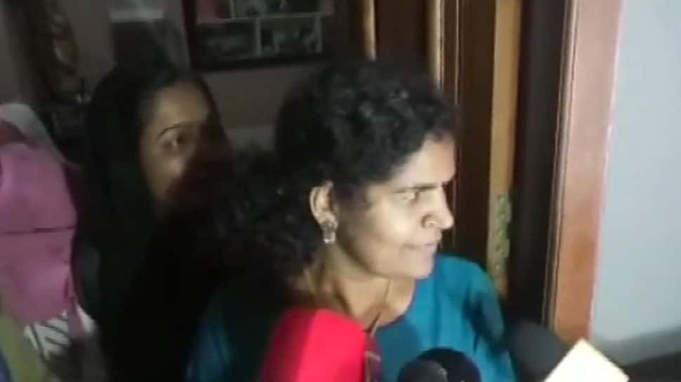 Thrown out by family for entering Sabarimala temple, Kanakadurga returns home