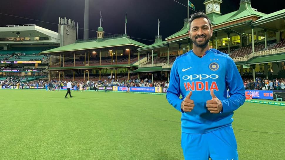 Conceding runs in middle overs cost India in 1st T20I against New Zealand: Krunal Pandya