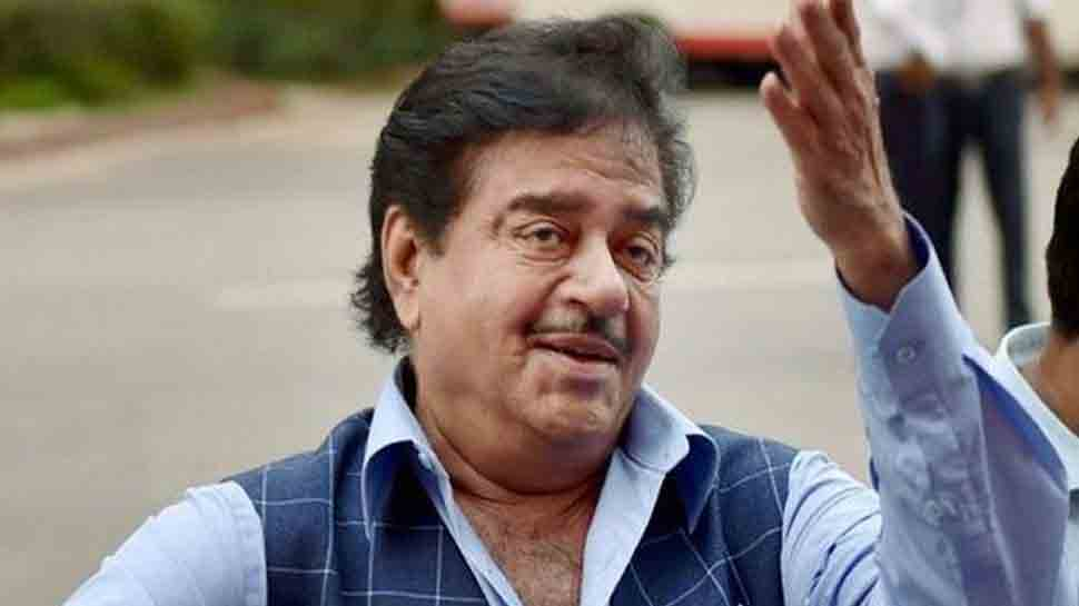 Appreciate women who came forward with guts, courage: Shatrughan Sinha on #MeToo