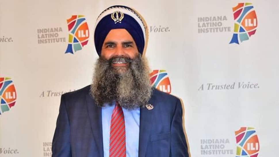 Eminent Sikh American announces entry into politics