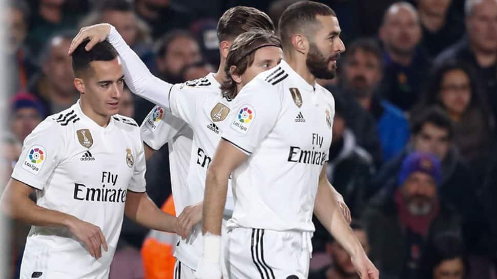 Santiago Solari's Real Madrid show clear improvement in Clasico 1-1 draw