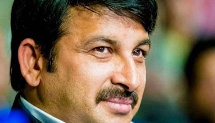 Delhi BJP Chief Manoj Tiwari admitted to Safdarjung hospital