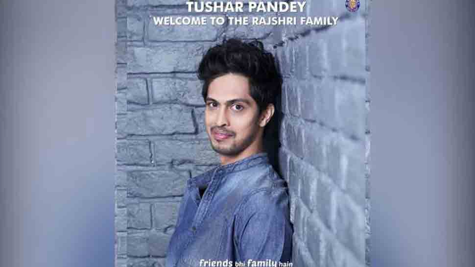 Tushar Pandey excited about playing characters of different age groups