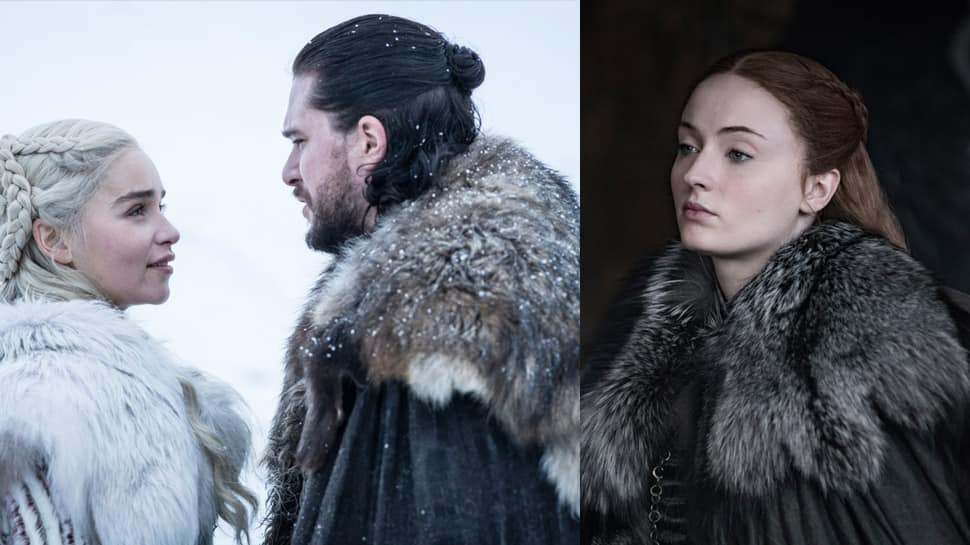 Game of Thrones season 8: These pics from the last season will send shivers down your spine!