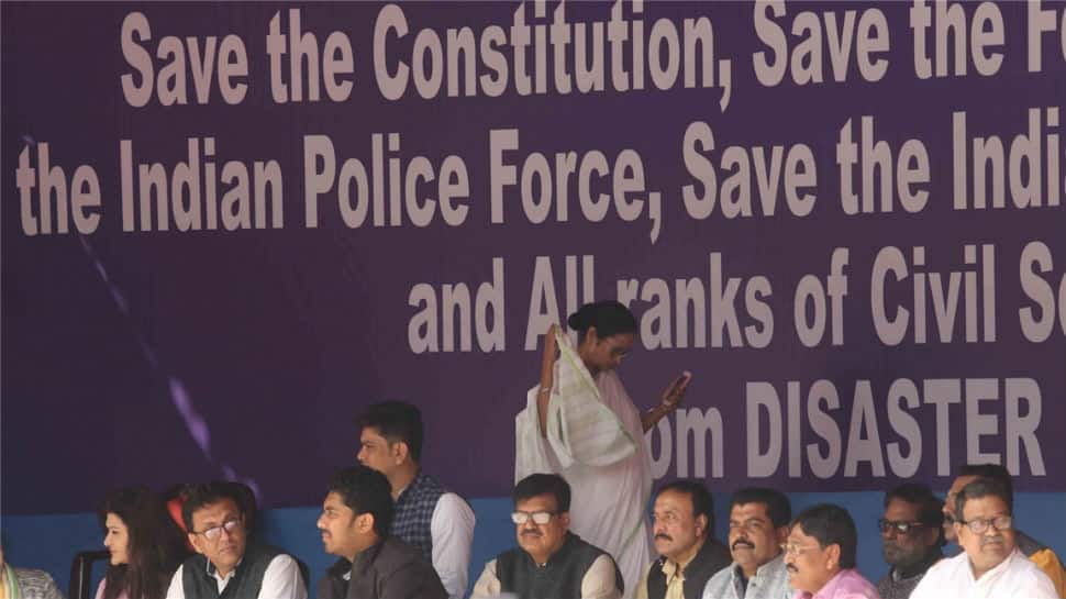 Mamata vs CBI: MHA wants action against IPS officers who took part in Kolkata dharna