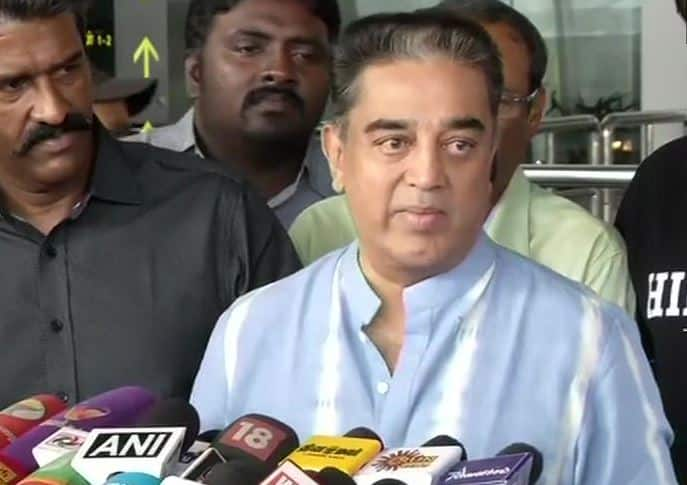 Our aim is not to forge an alliance with any tainted group: Kamal Haasan