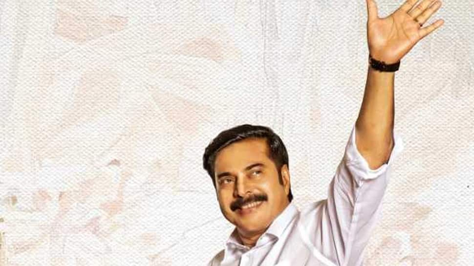 Mammootty set to play YSR in 'Yatra'