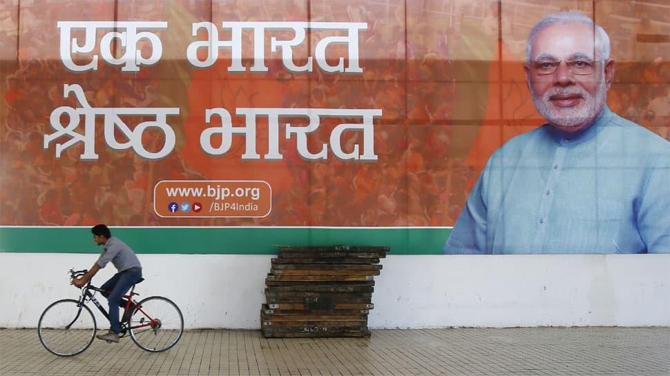 BJP's Lok Sabha election blitz to see PM Modi tour 10 states in 5 days