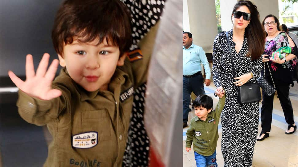 This is how Kareena Kapoor Khan feels each time she has to leave Taimur Ali Khan at home for work—Read