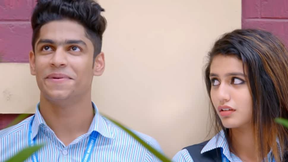 Priya Prakash Varrier's lip-lock video with co-star Roshan Abdul Rauf gets trolled—Check out fans' reactions