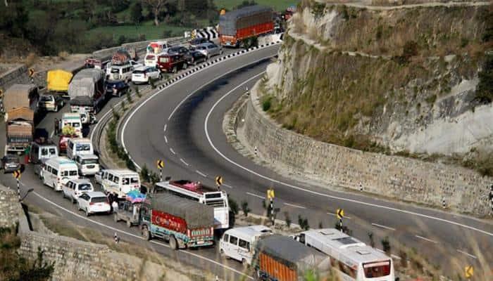 Jammu-Srinagar highway closed for 4th consecutive day