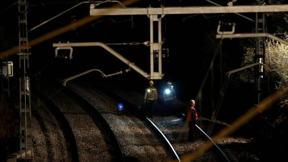 At least one killed, several injured as trains collide in Spain