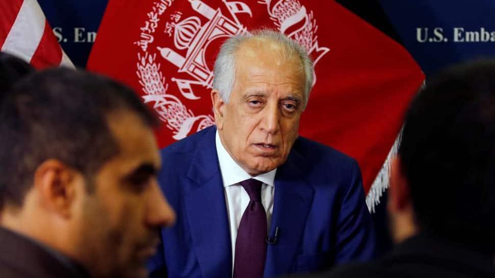 United States seeking peace agreement in Afghanistan: Khalilzad
