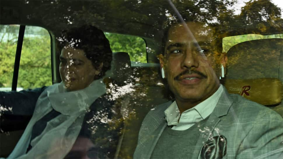 Robert Vadra appears before ED for third time in money laundering case probe