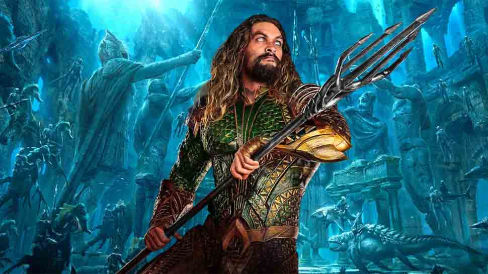 Warner Bros developing 'Aquaman' horror spin-off 'The Trench'