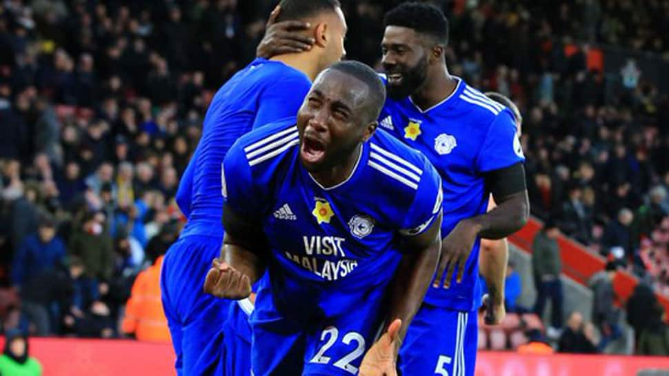 Kenneth Zohore gives Cardiff City win over Southampton in frantic finale