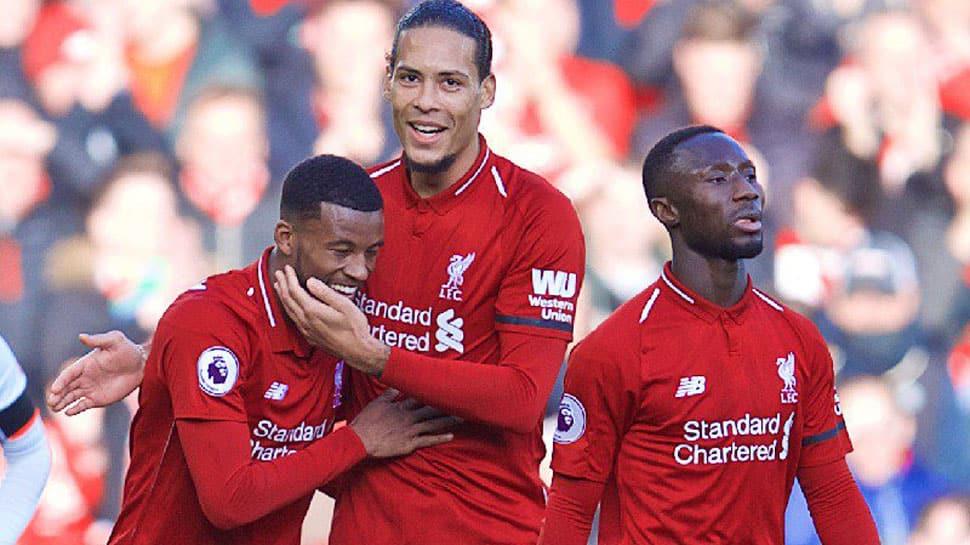 Georginio Wijnaldum puts illness aside to show value to Liverpool midfield