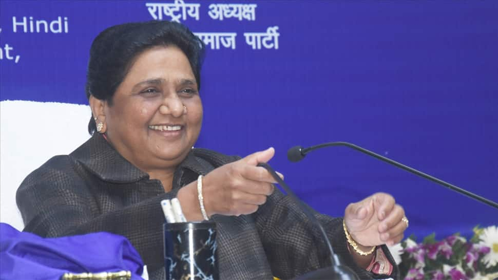 Mayawati has official, residential, commercial properties in Lutyen's Delhi worth several crores