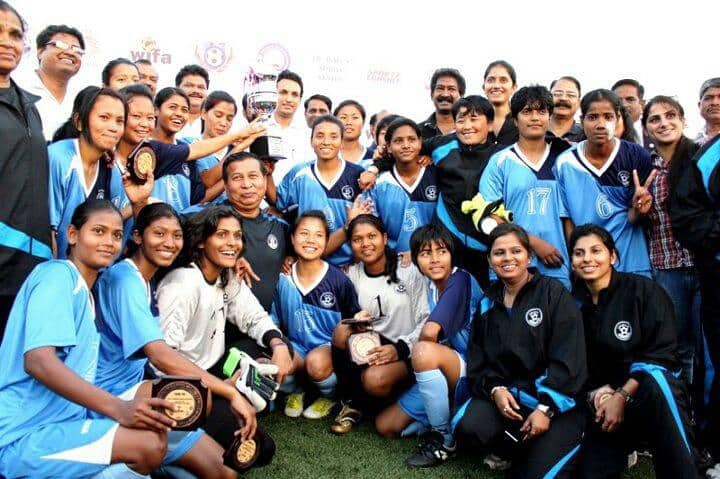 Gold Cup 2019: Indian women's football team face Nepal for final berth