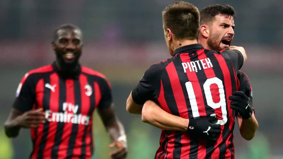 Serie A: New signings strike as AC Milan beat Cagliari Calcio
