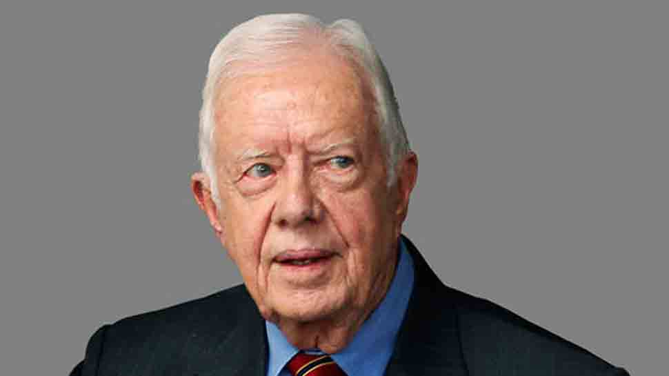 Jimmy Carter wins Grammy for spoken word album