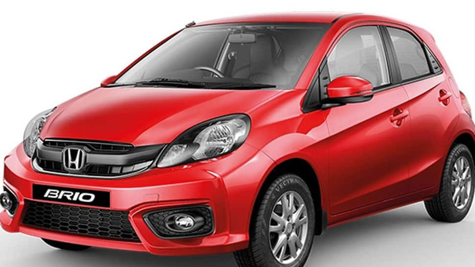 Honda to stop production of Brio hatchback after 7-year long stint in India